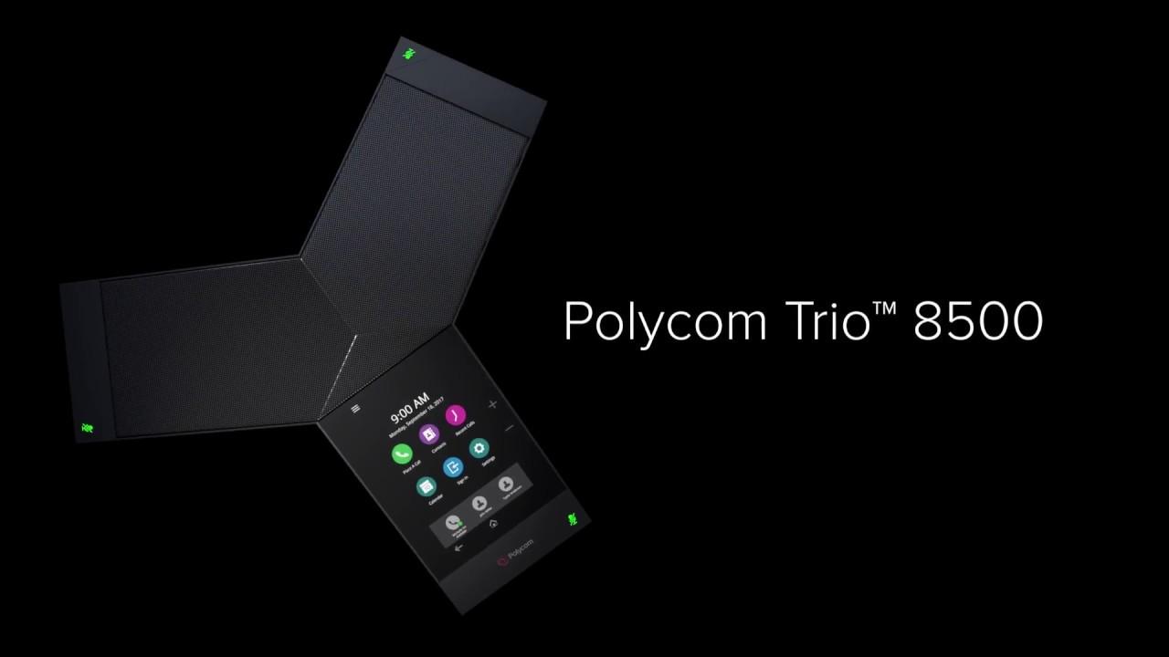 trio 8500